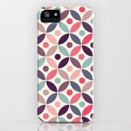 Batik Kawung iPhone Case