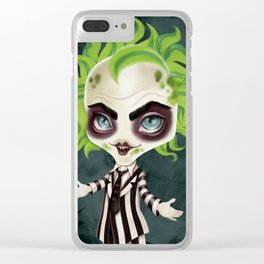 The Ghost with the Most Clear iPhone Case