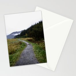 Autumnal Pathways Stationery Cards