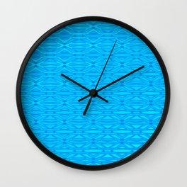 0108 Patternwall  2 Wall Clock