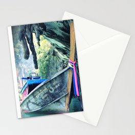 Longboat Stationery Cards