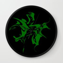 splashing Wall Clock