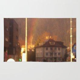 LGBT Rainbow in Bregenz Rug