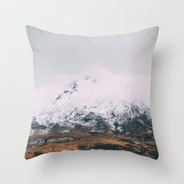 Mount Errigal - Ireland Print (RR 257) Throw Pillow