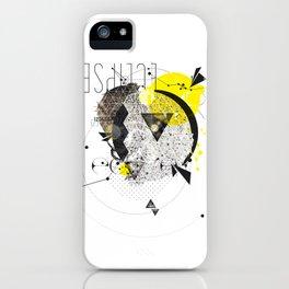 Lunar Eclipse iPhone Case
