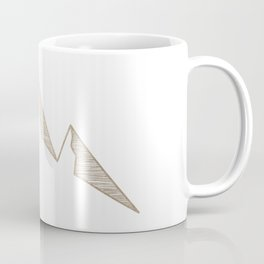 Golden Mountains Coffee Mug