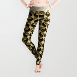 Yin and Yang Leggings