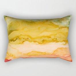 Rolling Thru Rectangular Pillow