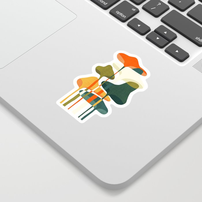 Little mushroom Sticker