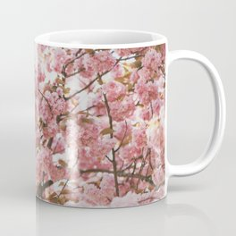 PINK - ROSES - BOSSOMS - TREE Coffee Mug