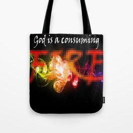 Christian Art Tote Bag