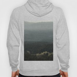 Oregon Mountain Forest Hoody