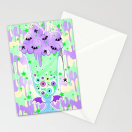 Witchy Brew Stationery Cards