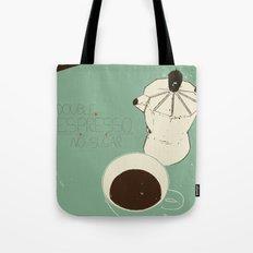 espresso coffee Tote Bag