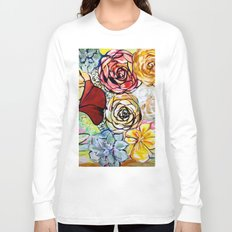 Southern California Garden Long Sleeve T-shirt