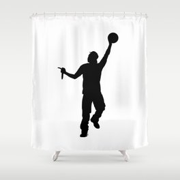 #TheJumpmanSeries, Jay Z Shower Curtain