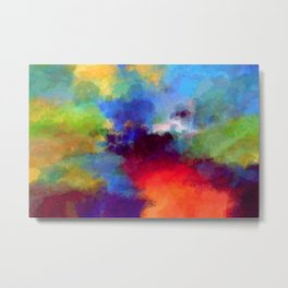Lucidity and System Metal Print