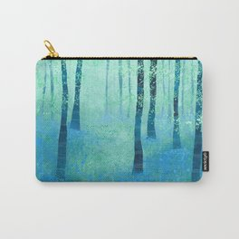 Bluebells, Challock Carry-All Pouch