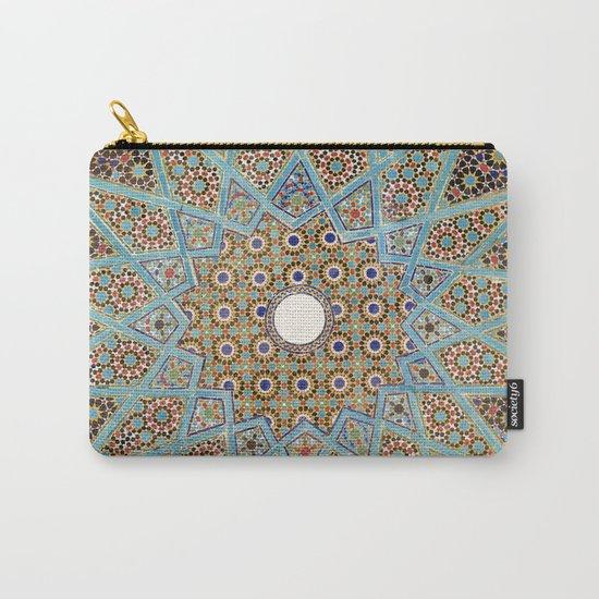 Mandala Pattern 2 Carry-All Pouch