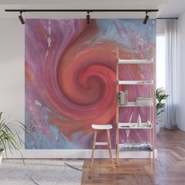 Forces of nature Wall Mural