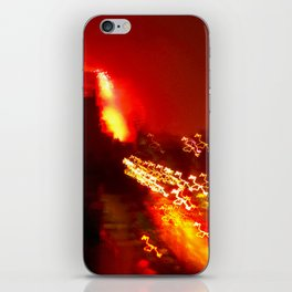 Brooklyn Lights, Fireworks, BedStuy, 4th of July iPhone Skin