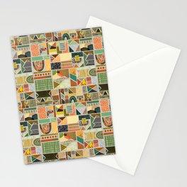 Afrika Art Design Stationery Cards