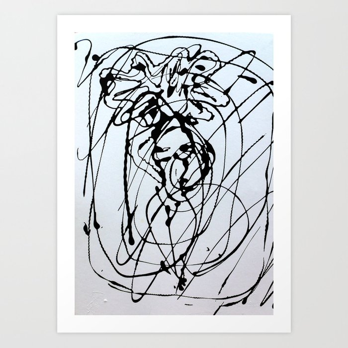 makebelieve Art Print