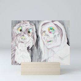 Bubba Mini Art Print