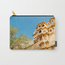 City Palace in Udaipur Carry-All Pouch