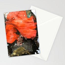 Cherry Swirl Stationery Cards
