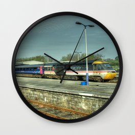 HST Plymouth Wall Clock