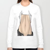 body Long Sleeve T-shirts featuring body by ABTD