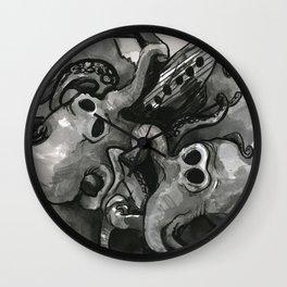 Onslaught Wall Clock