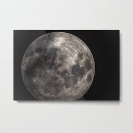 Full Harvest moon Metal Print