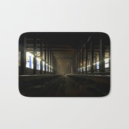 NYC Subway 'Straight-away' Bath Mat