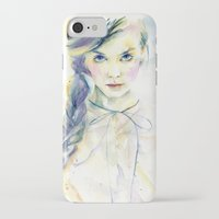 ultraviolence iPhone & iPod Cases featuring Ultraviolence by Cora-Tiana