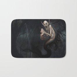 Wild Vampire Bath Mat