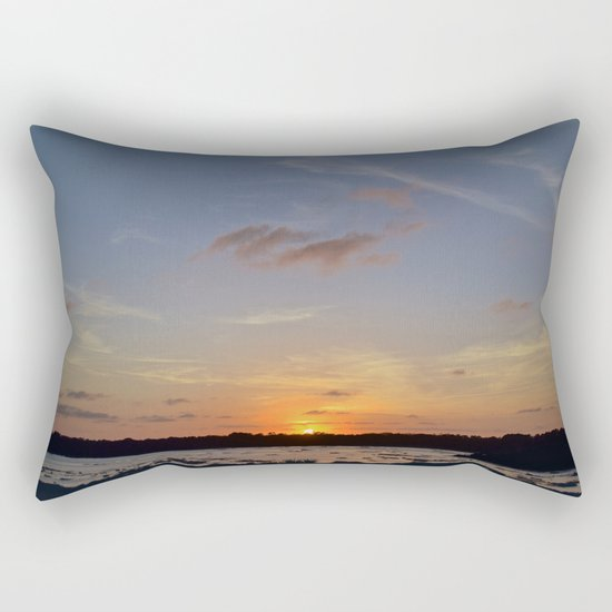 Floating.jpeg Rectangular Pillow