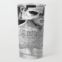 Marlon Brando, Crooked Travel Mug