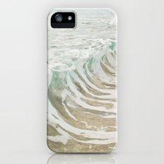 Sea Foam iPhone (5, 5s) Slim Case