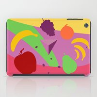 fruits iPad Cases featuring Fruits by facebook.com/AAPP0