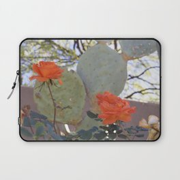 Cactus Rose Laptop Sleeve