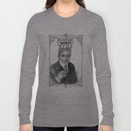 Houdini Wants You Long Sleeve T-shirt