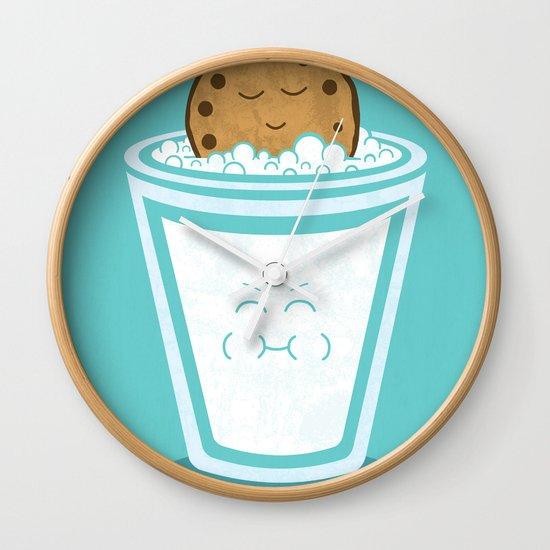 Hot Tub Cookie Wall Clock