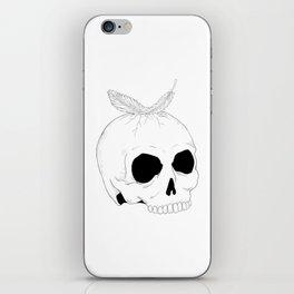 A Burden iPhone Skin