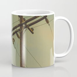 ElectricPole_0002 Coffee Mug