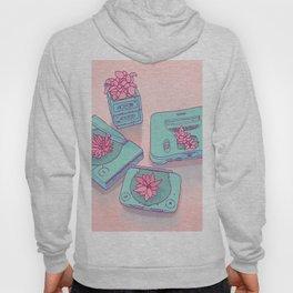 Flowers & Consoles Hoody