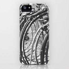 Vintage Wheels iPhone Case