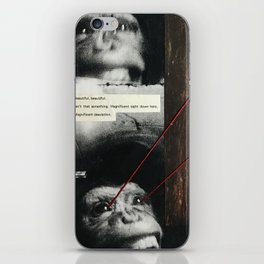 Magnificent Desolation iPhone Skin