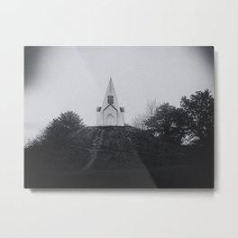 Farley Mount. Metal Print